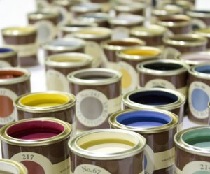 Farrow and Ball paint colours for cast iron radiators