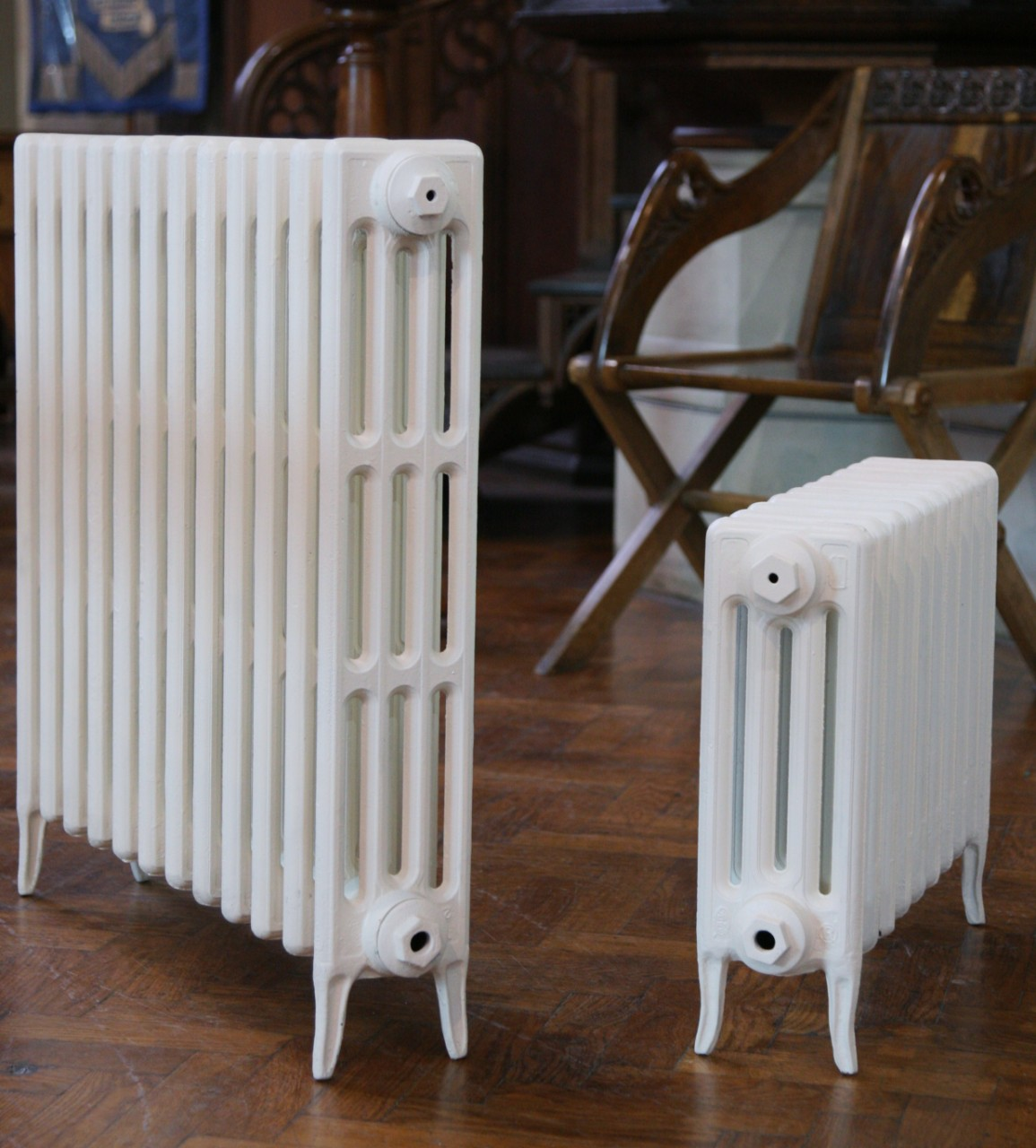760mm neo classic 4 column cast iron radiators now on for Classic house voices