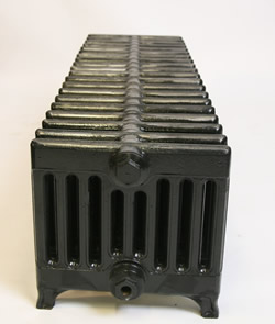 9 column CAst Iron Radiator from Period Style