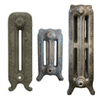 Special Finishes for Cast Iron Radiators