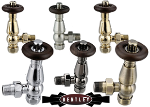 Bentley Radiator Valves