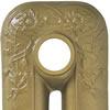 Bronze Cast Iron Radiator Paint Sample