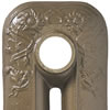 Hammered Bronze Cast Iron Radiator Paint Sample