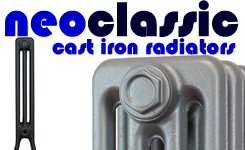 New Neoclassic Cast Iron Radiators