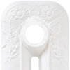 Pure White Cast Iron Radiator Paint Sample
