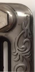 Satin Polished Cast Iron Radiators