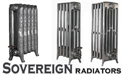 Sovereign Cast Iron Radiators