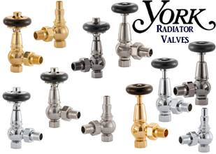 York Radiator Valves
