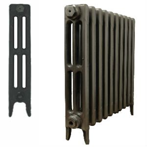 3 Column Cast Iron Radiators 645mm