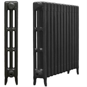 745mm 3 Column Cast Iron Radiators assembled and finished to your exact requirements