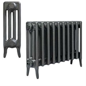 4 Column Cast Iron Radiators 460mm High