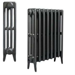 660mm 4 column Cast Iron Radiators assembled and finished to your exact requirements in the UK