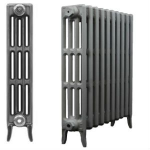 4 Column Cast Iron Radiators 760mm high