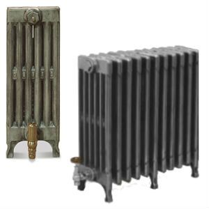 Tall 6 Column Cast Iron Radiators 625mm