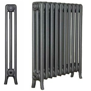 3 column Classic Cast Iron Radiators 750mm
