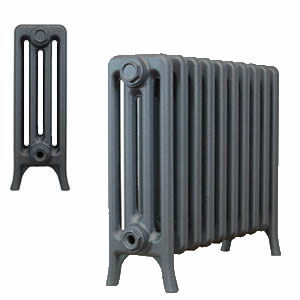 4 column Classic Cast Iron Radiators 500mm