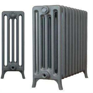 5 column classic cast iron radiators