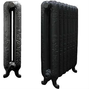 Arts and Crafts Cast Iron Radiators 765mm