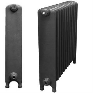 Traditional Cambridge Old School Cast Iron Radiators 740mm or Soap Radiator