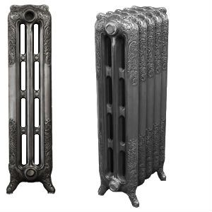 Cast Iron Radiators Sovereign Rococo 970mm