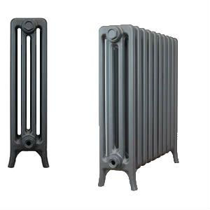 Classic 4 Column Cast Iron Radiators 650mm