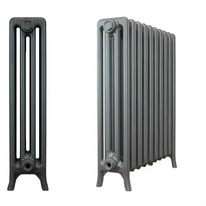 Classic 4 Column Cast Iron Radiators 750mm