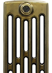 Crown Gold Cast Iron Radiators