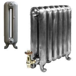 590mm Duchess Cast Iron Radiators  assembled and finished to your exact requirements