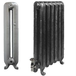 785mm Duchess Cast Iron Radiators  assembled and finished to your exact requirements