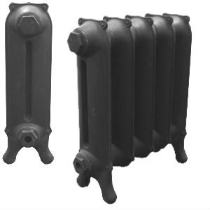 Cast Iron Radiators 450mm from our Narrow Prince series