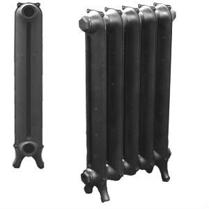 Narrow Prince 750mm Cast Iron Radiators