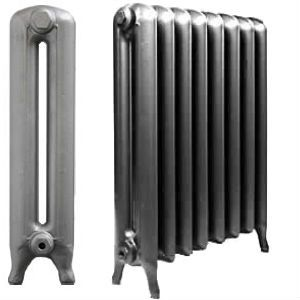 Cast Iron Radiator Princess 810mm - Now on SALE