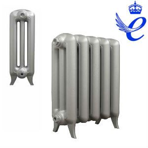Queens 3 Column Cast Iron Radiators 520mm