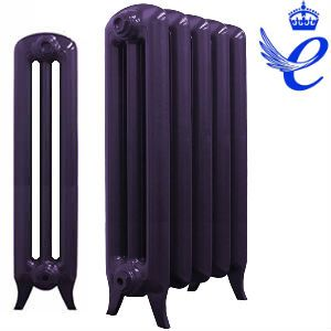 Queens 3 Column Cast Iron Radiators 920mm