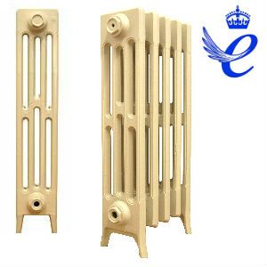 Queens 4 Column Cast Iron Radiators 760mm