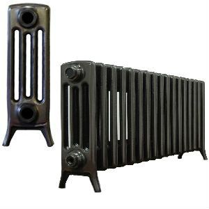 4 Column Cast Iron Radiators 480mm