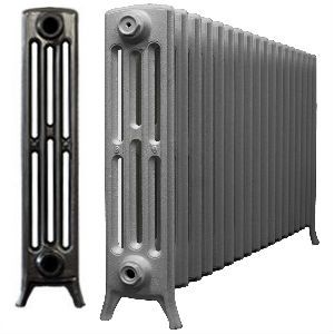 Cast Iron Radiators 30 inch Sovereign 4 Column 760mm