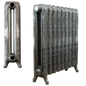 Sovereign Baroque Cast Iron Radiators 760mm