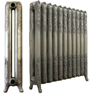 Sovereign Baroque Cast Iron Radiators 960mm