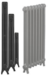 2 Column Sovereign Cast Iron Radiators