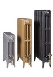 3 Column Cast Iron Radiators