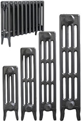 4 Column Cast Iron Radiators