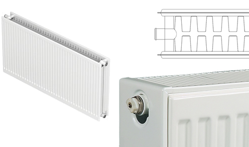Double Steel Panel Double convector Radiator