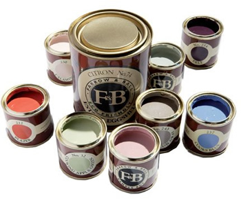 Farrow and Ball Cast Iron Radiator Paint Finishes