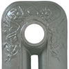 Foundry Grey Cast Iron Radiator Paint Sample