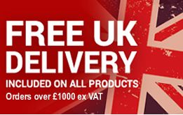 free delivery of cast iron radiators in the UK for orders over £1000