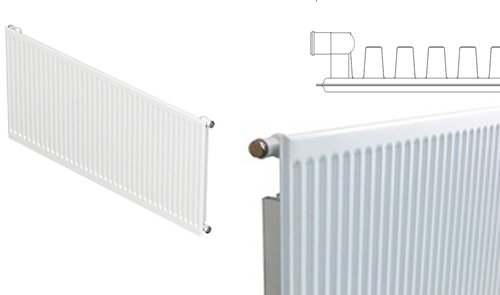 Single Convector Steel Panel Radiator