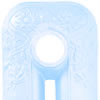 Sky Blue Cast Iron Radiator Paint Sample