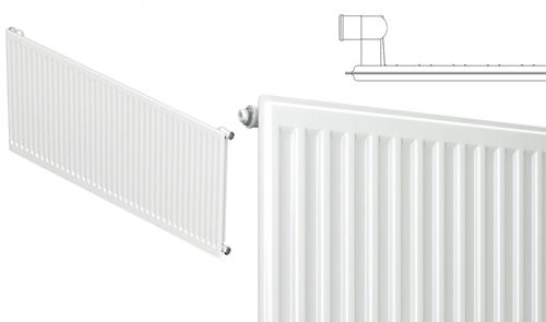 Single Steel Panel Radiator